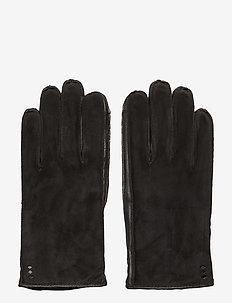 Nano Raw Suede Touch Gloves - rękawiczki - black