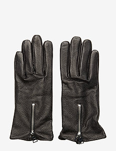 Seeker Touch Gloves - BLACK