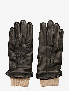 Explorer Gloves Men - gloves - black