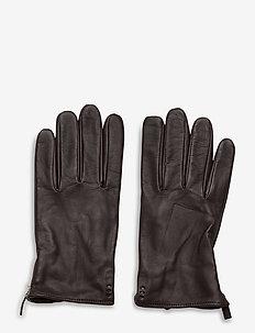 Ground Gloves Touch - gloves - brown