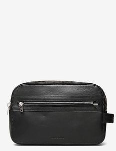 Analyst Washbag - toiletry bags - black