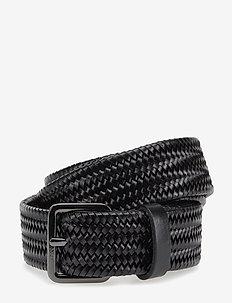 League Belt - BLACK