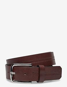 Dynamo Belt - belts - brown