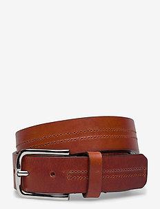 Dynamo Belt - belts - cognac