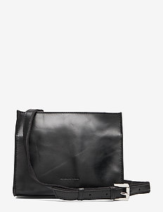 Bullet Evening Bag - olkalaukut - black