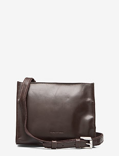 Bullet Evening Bag - olkalaukut - brown