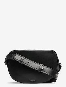 Allure Evening Bag - Black - shoulder bags - black