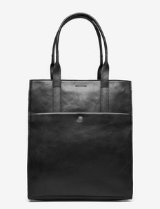 Nippon Tote - fashion shoppers - black