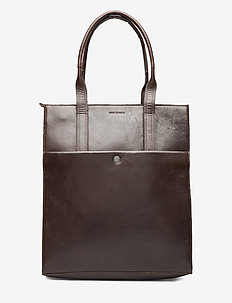 Nippon Tote - shoppers - brown