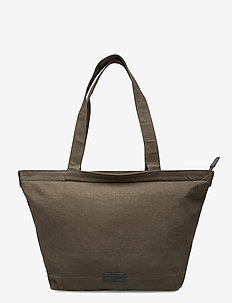 Fjord Mini Shopper - casual shoppers - olive