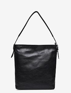 Versatility Hobo Bag - Black - bucket-laukut - black