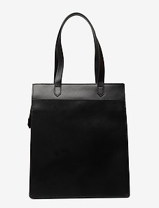 New Conductor Tote - BLACK