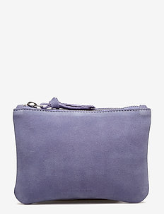 Town Pouch Suede - clutches - purple
