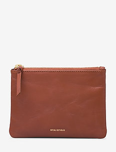 Empress Pouch - clutches - cognac