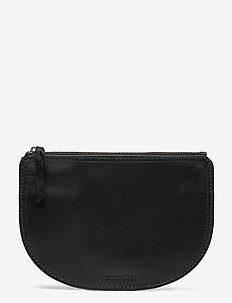 Allure Pouch - Olive - wallets - black