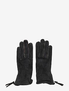 Ground Suede Touch Gloves - handsker & vanter - black