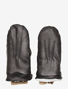 Ground Mittens - handsker & vanter - black