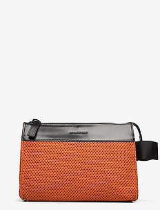 Sprint Washbag - toiletry bags - orange