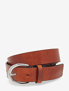 New Town Belt - belts - cognac