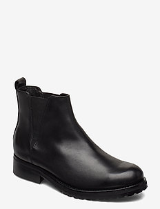 Ave Chelsea - Brown - chelsea boots - black