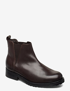 Ave Chelsea - Brown - chelsea boots - brown