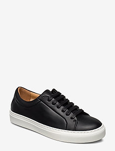 Elpique Derby Shoe - BLACK