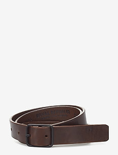 Border Belt - belts - brown