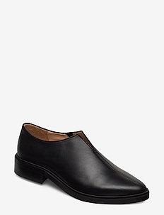 Prime Minimal Oxford Shoe - loafers - black