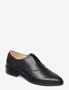 Prime Derby No Lace - BLACK