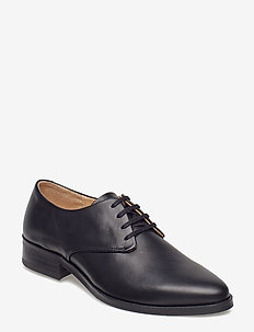 Prime Derby Shoe - BLACK
