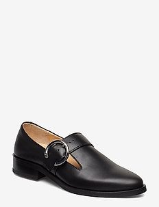 Prime Buckle Shoe - BLACK