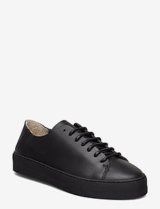 Doric Derby Shoe - BLACK