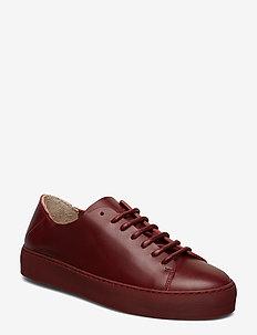 Doric Derby Shoe - OXBLOOD