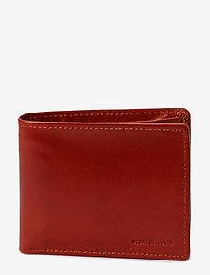 City wallet - wallets - cognac
