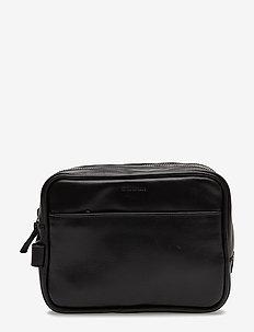 Explorer Toilet Bag Mini - BLACK