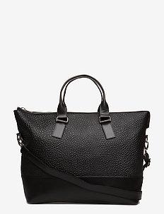 Tenacity Shopper - handbags - black