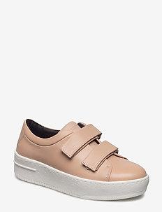 SEVEN20 STRAP SHOE - chunky sneakers - creme