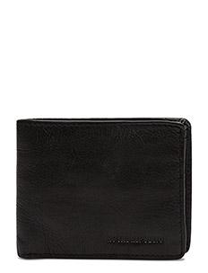 Wayne Wallet BRN - BLACK