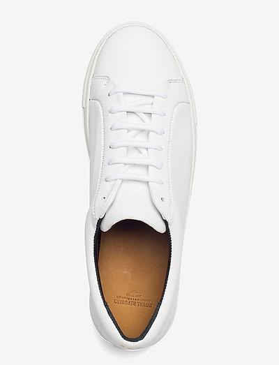 Royal Republiq Spartacus Base Shoe- Tennarit White