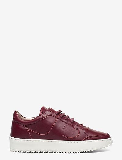 Bolt Oxford shoe - sneakersy niskie - oxblood