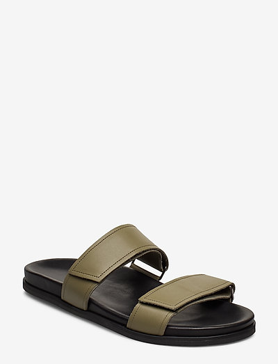 Route Strap Sandal 201 - chaussures - olive