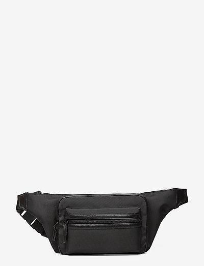 Cosmos Crossbody Bag - bum bags - black