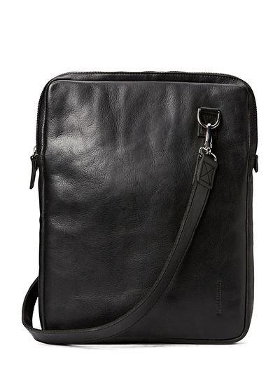 Laptop Cover w/strap 16inch - BLACK