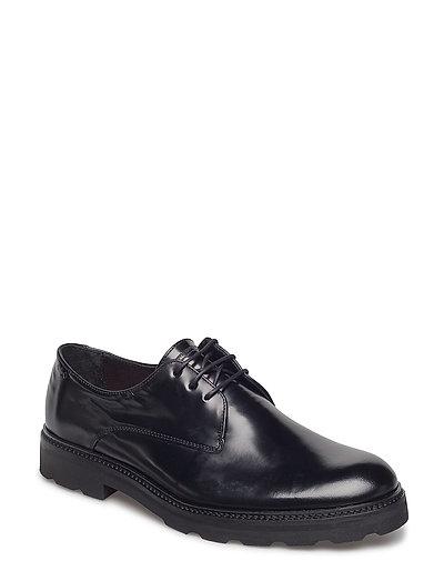 Alias Hiker Derby Shoe - BLACK