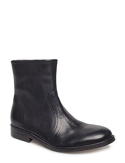 Guardian Zip Boot - BLACK