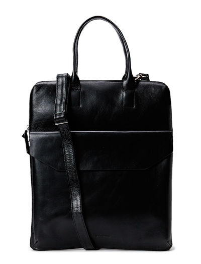 New Courier bag - BLACK