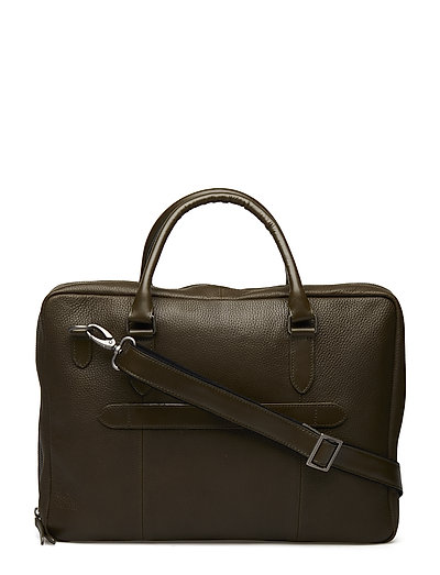 Omega Laptop Bag - HIKING GREEN