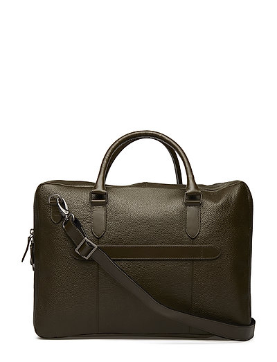 Omega Laptop Bag Double - HIKING GREEN