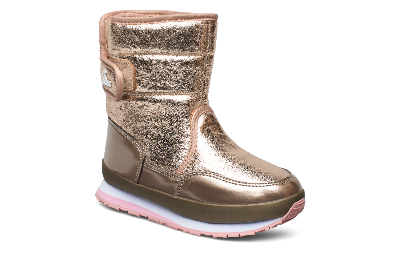 Rubber Duck RD CRACKED METALLIC KIDS - ROSE GOLD
