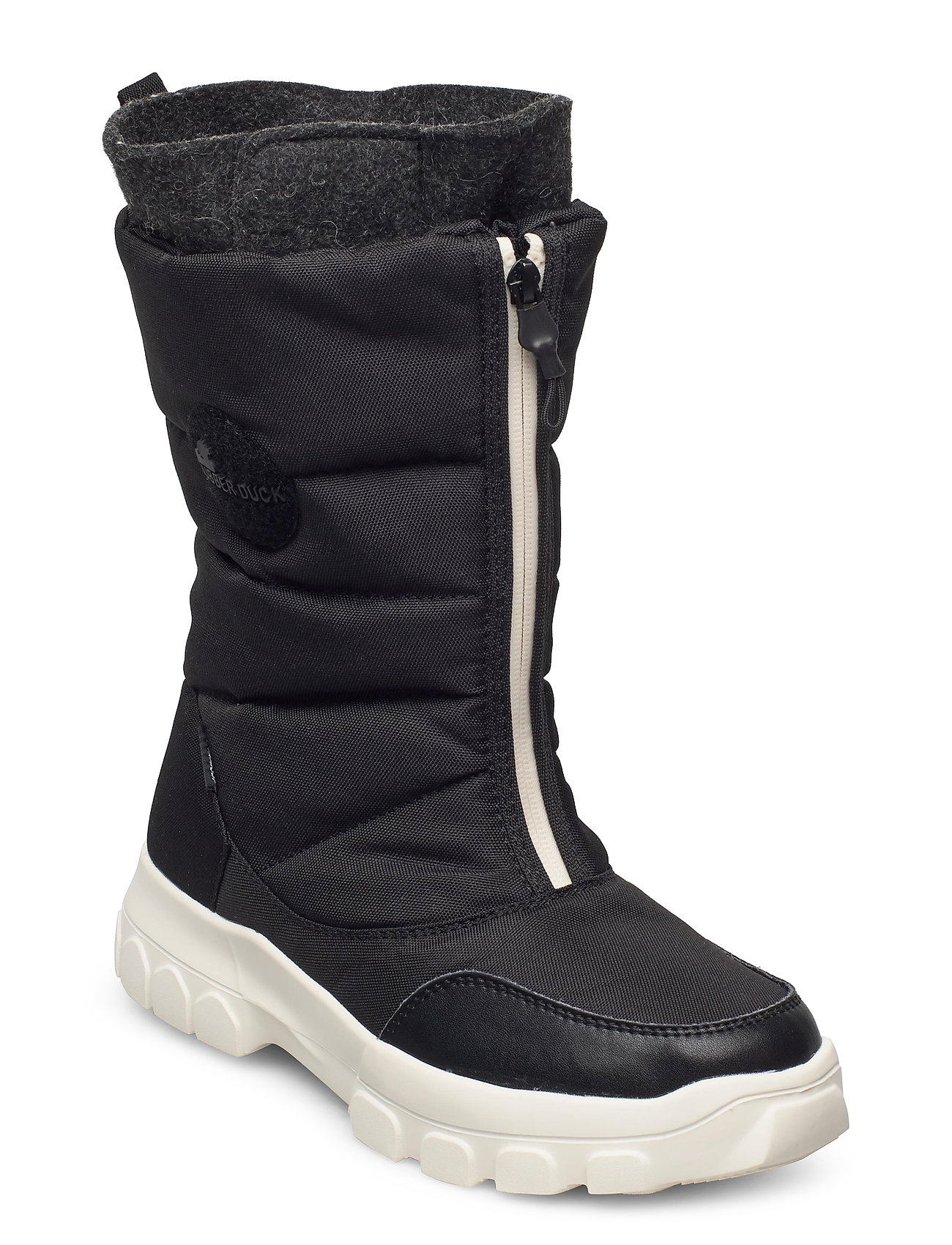 Image of Rd Aspen Hi Shoes Boots Ankle Boots Ankle Boot - Flat Sort Rubber Duck (3459219959)